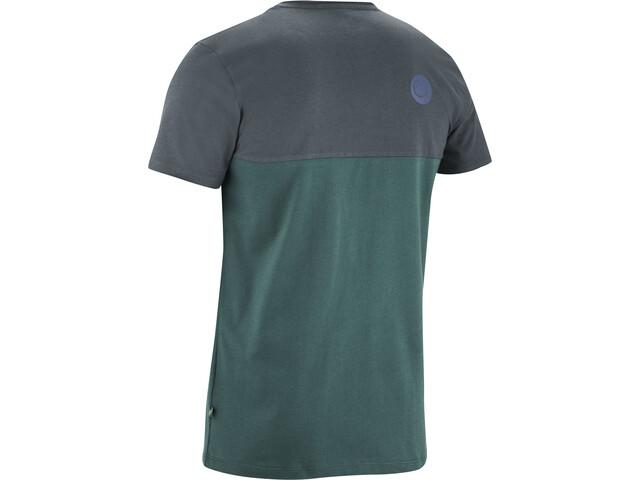 Edelrid Nofoot Camiseta Hombre, teal green
